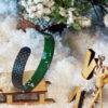 Bracelet Klassic vert sapin